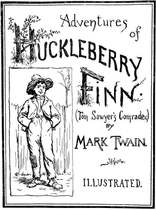 an analysis of how literature affects the readers life in adventures of huckleberry finn by mark twa